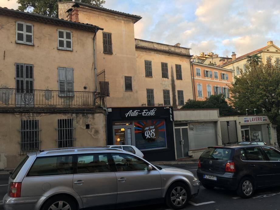 La villa Iacomi va finalement être vendue.(Photo archive N.-M.)