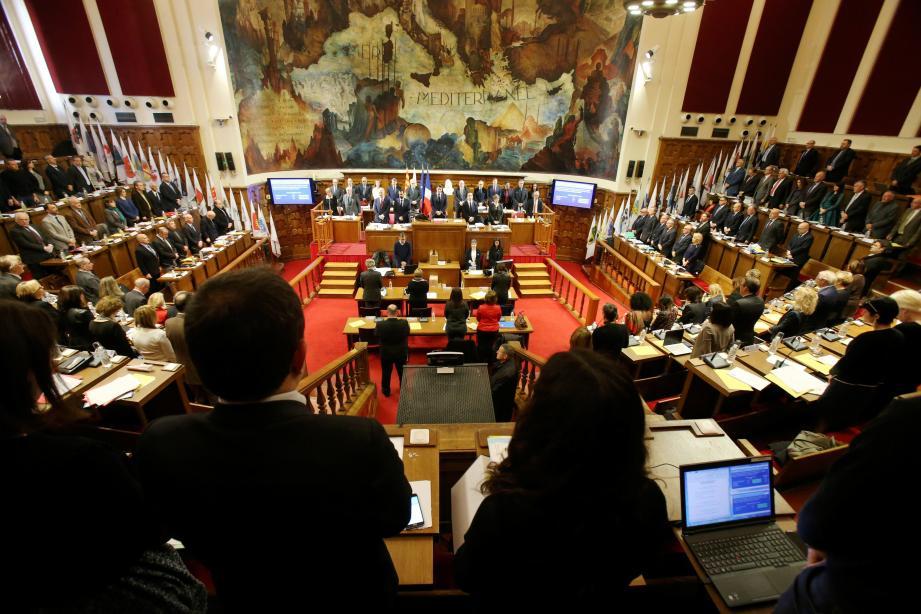 La séance du conseil métropolitain de lundi, très animée au moment de débattre de la création d'un impôt.
