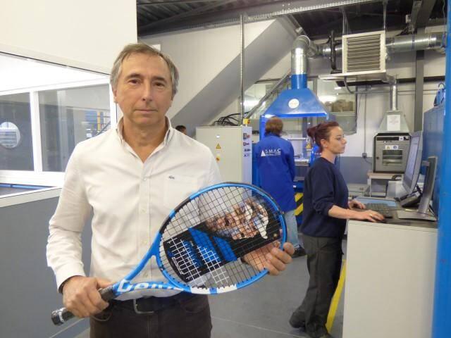 Philippe Robert, directeur des opérations chez Smac, vient de signer des partenariats avec deux équipementiers sportifs de renom.