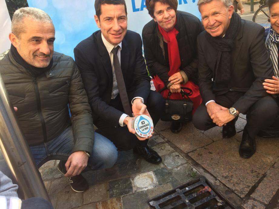 La pose des 200 premières plaques coûte 27.000 euros, qui devraient être subventionnés à 80 % par la Région et l'Union européenne.