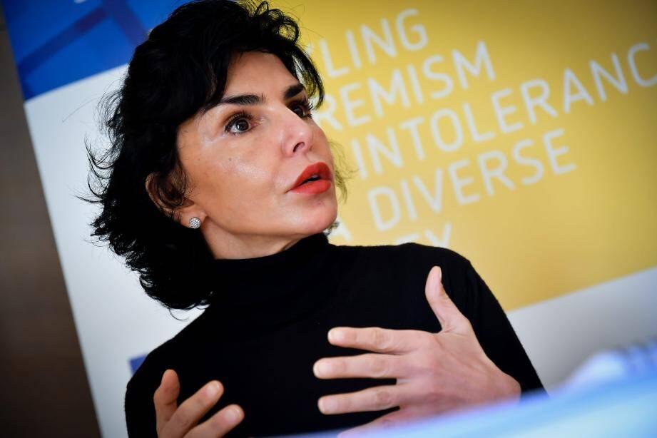 Rachida Dati prône la création d'une autorité de contrôle d'internet