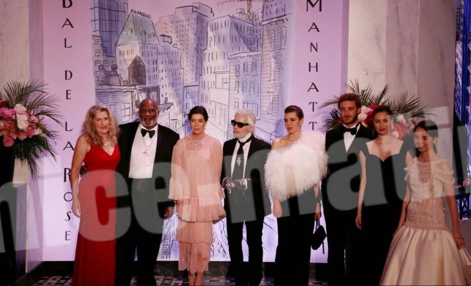 À Monaco, le Bal de la Rose ouvre traditionnellement la saison dite des amours.