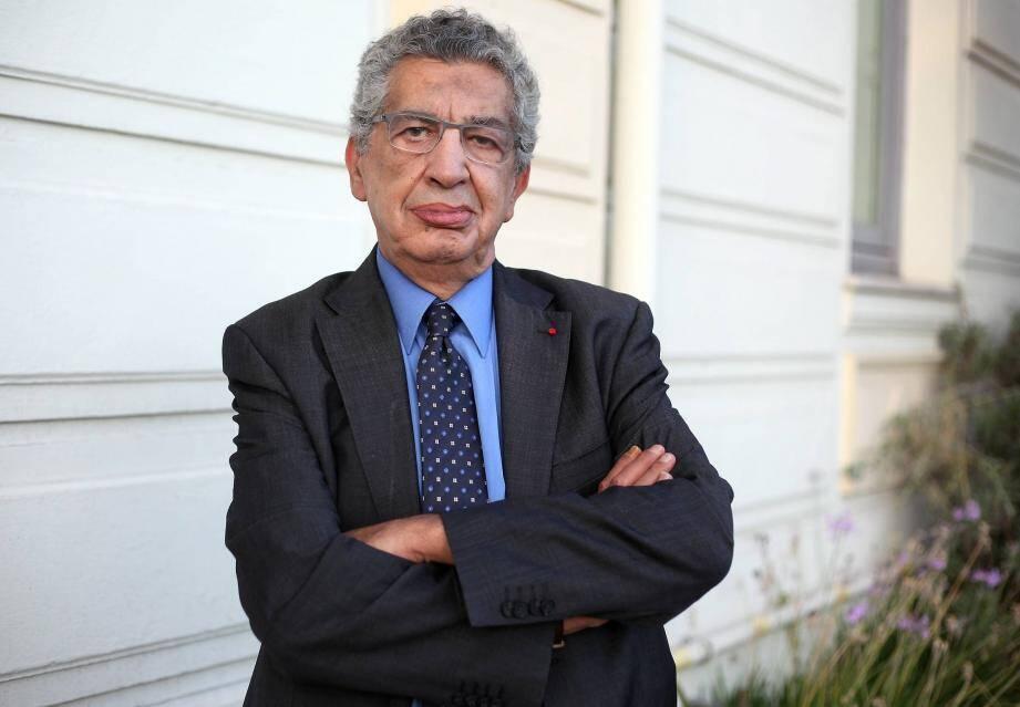 Antoine Sfeir, politologue et spécialiste du Moyen-Orient.