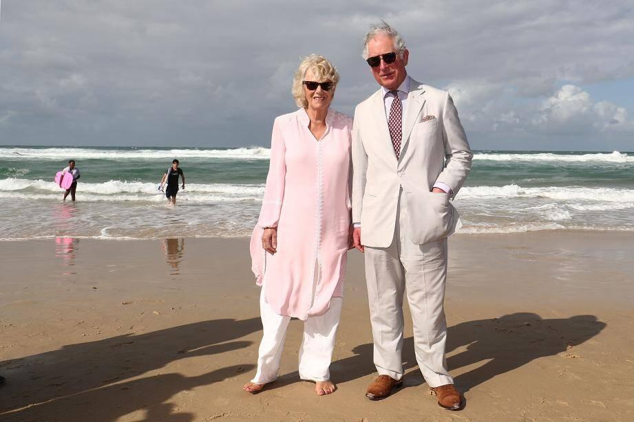 Le prince Charles et sa femme Camilla.
