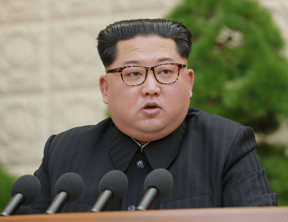 Le dirigeant nord-coréen, Kim Jong Un.