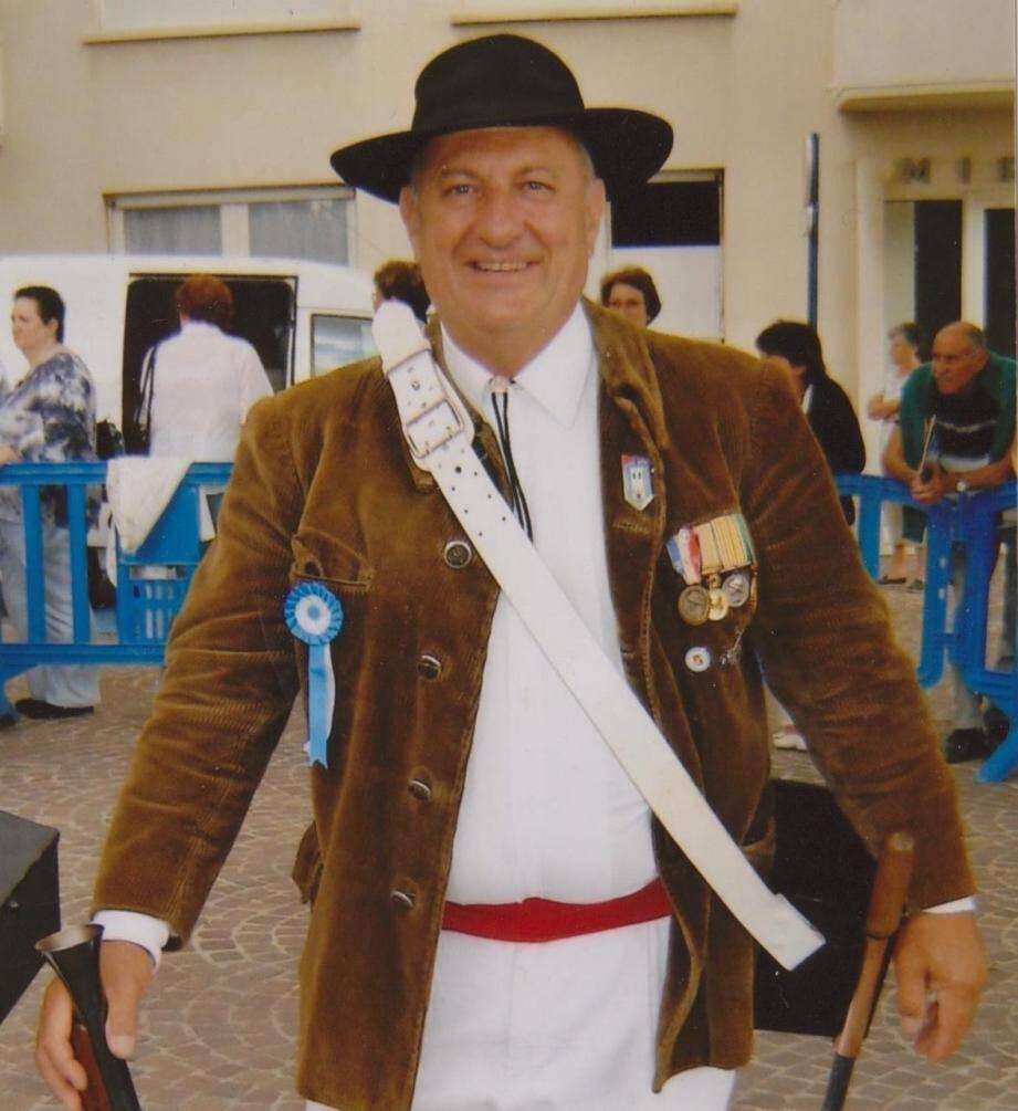 La disparition de Gérard Sénès a plongé sa famille mais aussi celle des bravadeurs dans une très grande tristesse.