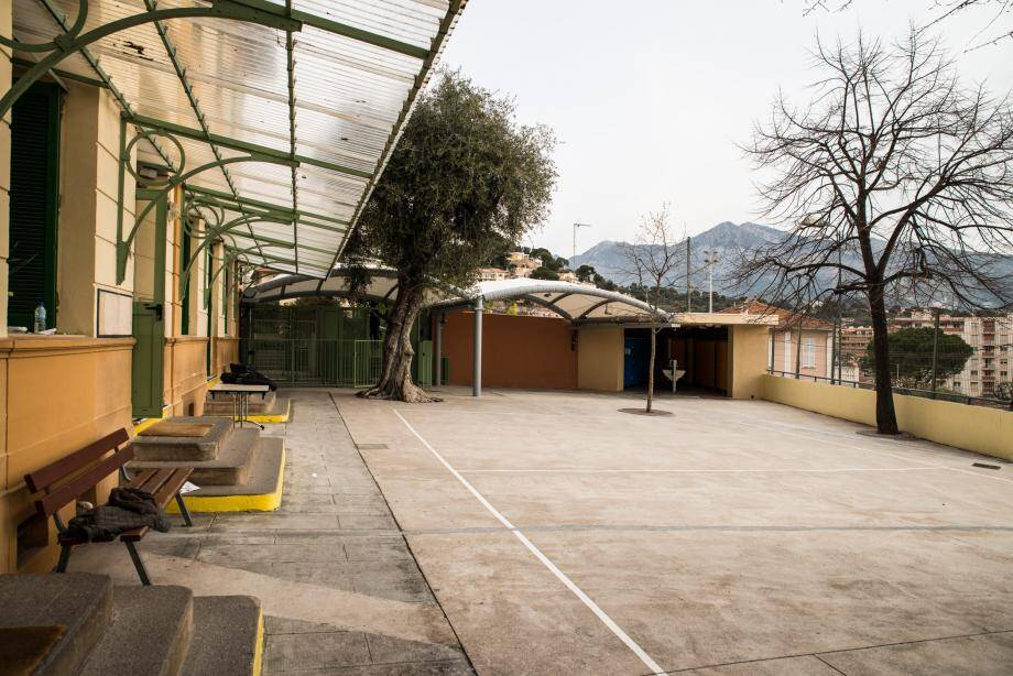 L'école de Carnolès a été rénovée à hauteur de 477 000 euros.