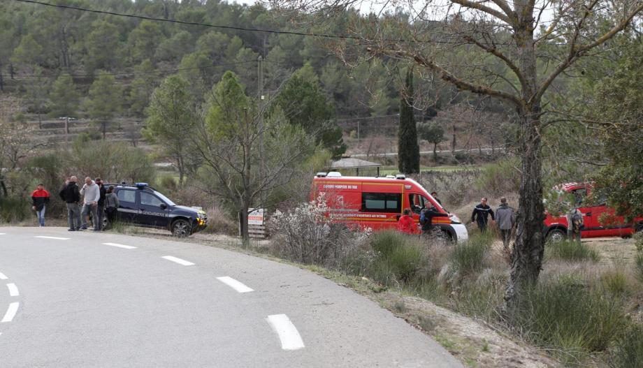 C'est à proximité du lieu où sa voiture a été abandonnée que Jean-François Bonnet a été retrouvé sans vie hier peu après 13 heures.