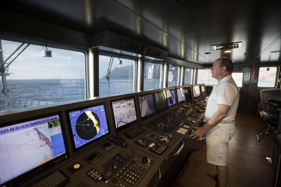 Un bilan de la mission des Explorations de Monaco menée au Cabo Verde sera dressé mercredi.