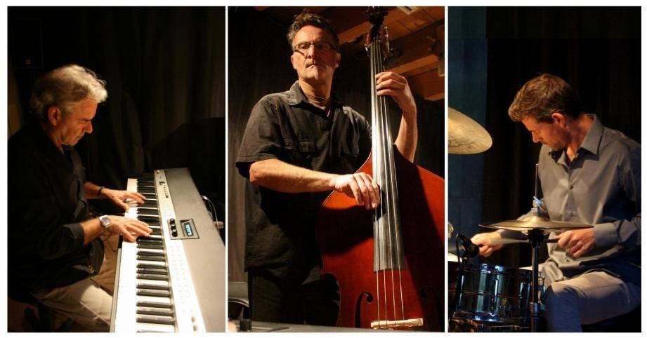 Le trio Francois Marvy.