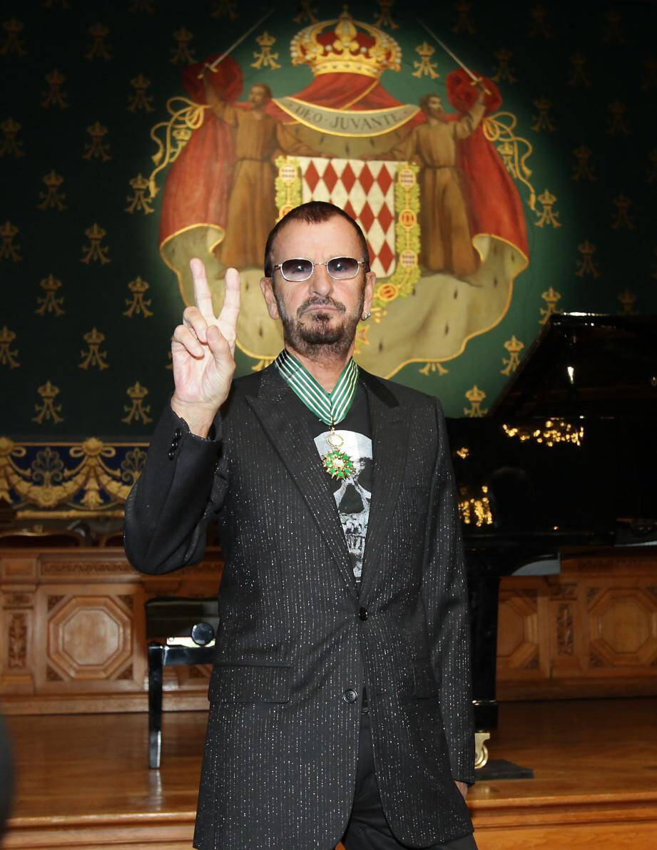 Le légendaire Beatles et ex-resident monégasque, Ringo Starr, ouvrira la saison le 6 juillet.