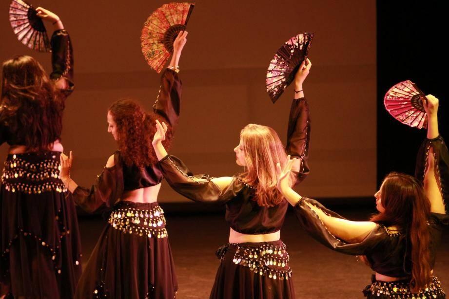Samedi, un spectacle de danse et musiques sera proposé au palais de l'Europe.(DR)