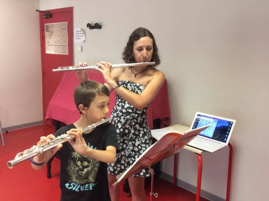 La journée de la flûte organisée par la section Musique du Club du Sagittaire invite le public à venir découvrir un instrument, au final, méconnu.