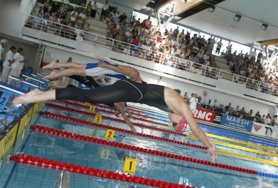 Le gratin de la natation française de retour pour les championnats « élite ».