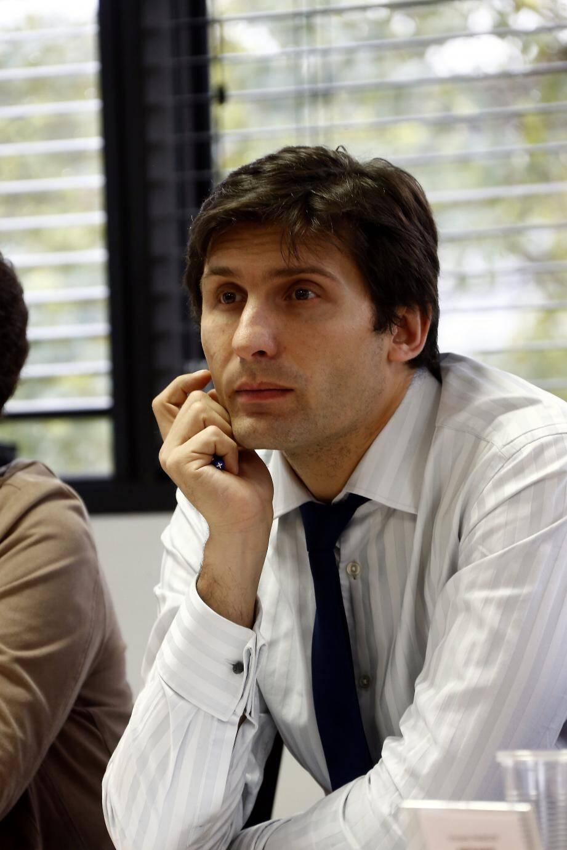 Emmanuel Simondi,  Crédit Agricole PCA.