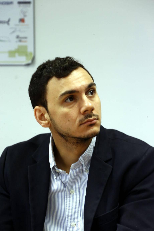 Anthony Froli, UPV.