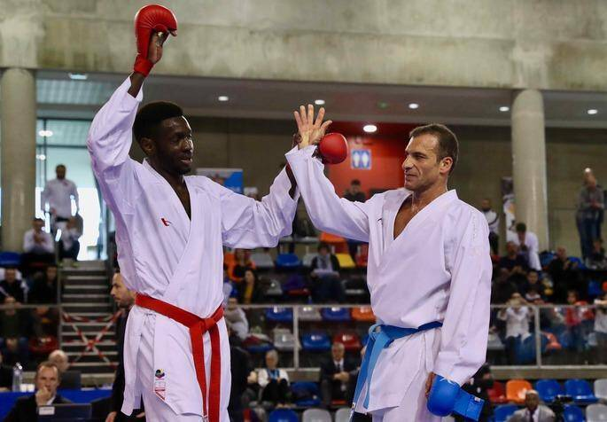 Le Bisontin Abdou Lahad Cissé a eu raison des rêves du Niçois.