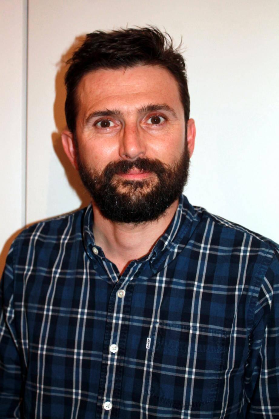 Wilfried Le Han, président de l'association Enfance et familles d'adoption du Var.
