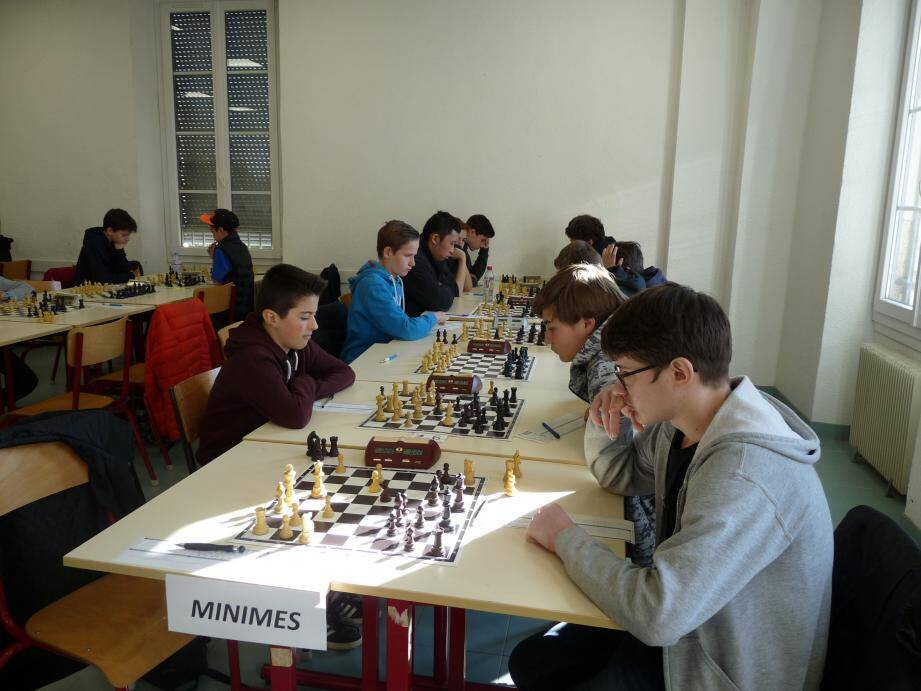 A Peymeinade, mercredi, on peut apprendre à jouer aux échecs avec Grasse Échecs.