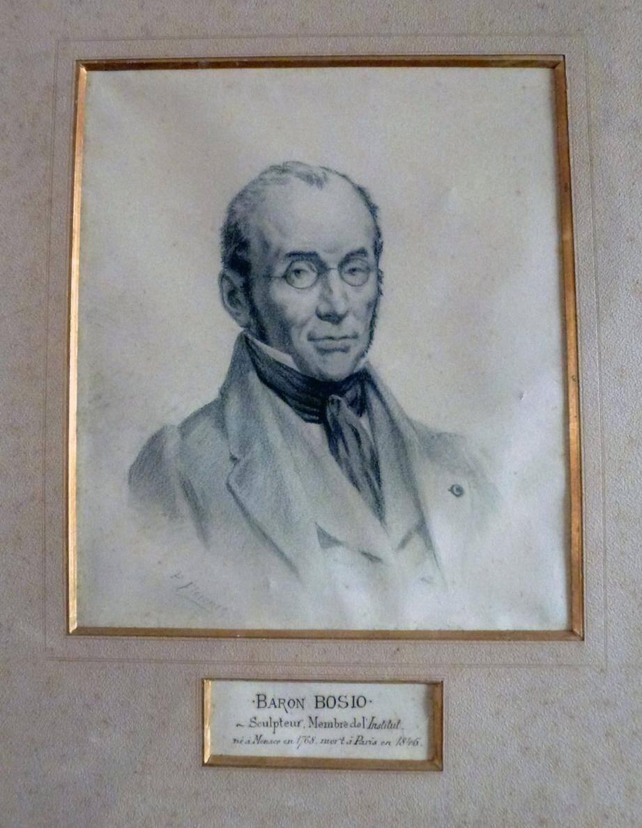François-Joseph Bosio(1768-2018).(DR)