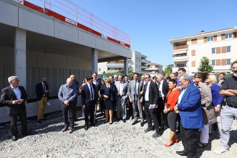 Le gymnase de 1500 m² comptera une quinzaine d'espaces pour la pratique de l'escalade.