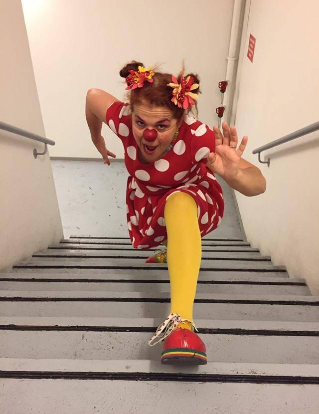 Découvrez les aventures de Bidouille le clown.(DR)