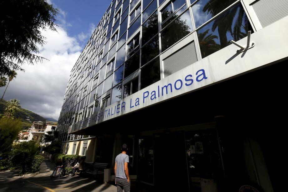 L'hôpital de La Palmosa est en pleine reconstruction de ses locaux et se dote des appareils radiologiques les plus performants au service de ses patients et des habitants de tout le bassin mentonnais.(Archive photo Jean-François Ottonello)