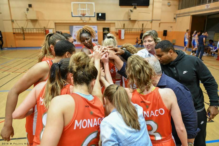 « Le MBA est un bel ambassadeur du sport féminin monégasque» selon  Eric Elena. (Philippe Magoni)