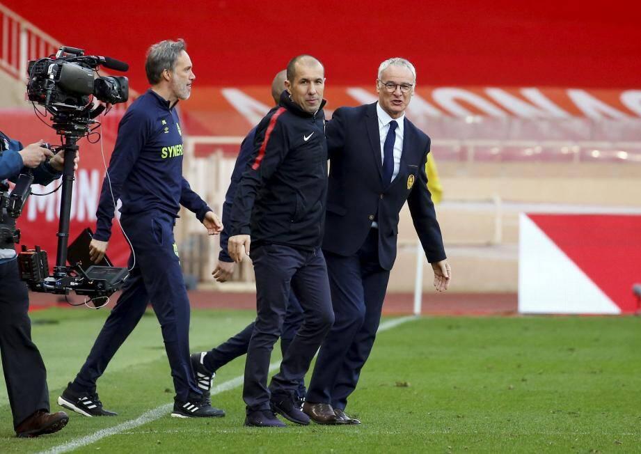 Jardim et Ranieri.