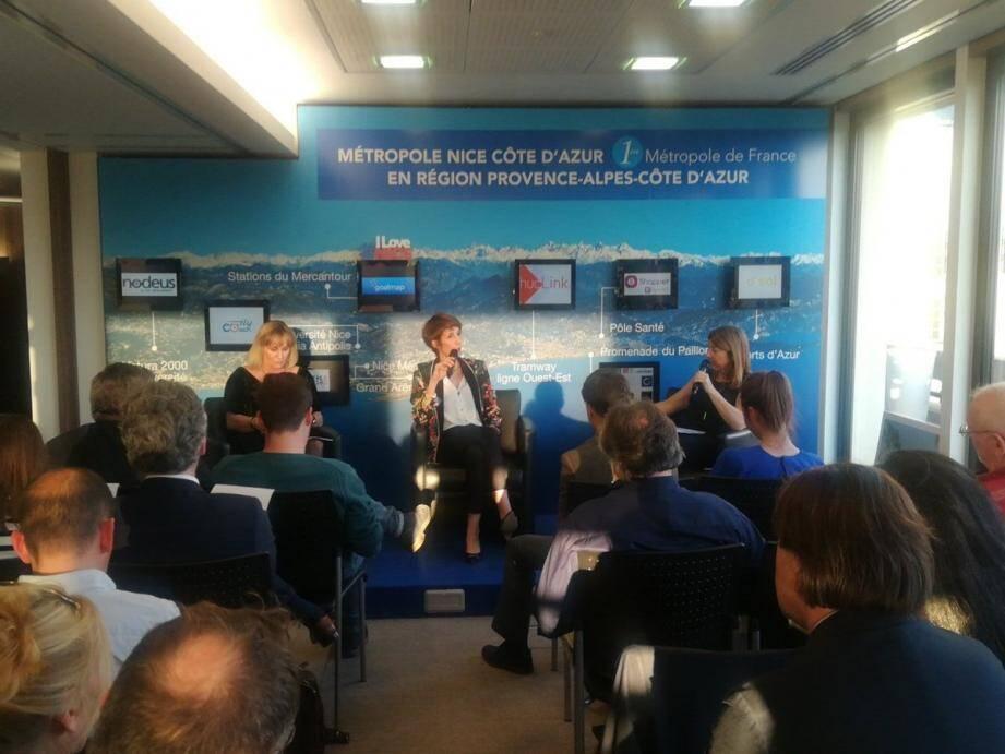 Les rendez-vous de l'innovation à Paris ont pour vocation de provoquer des opportunités de business au national.