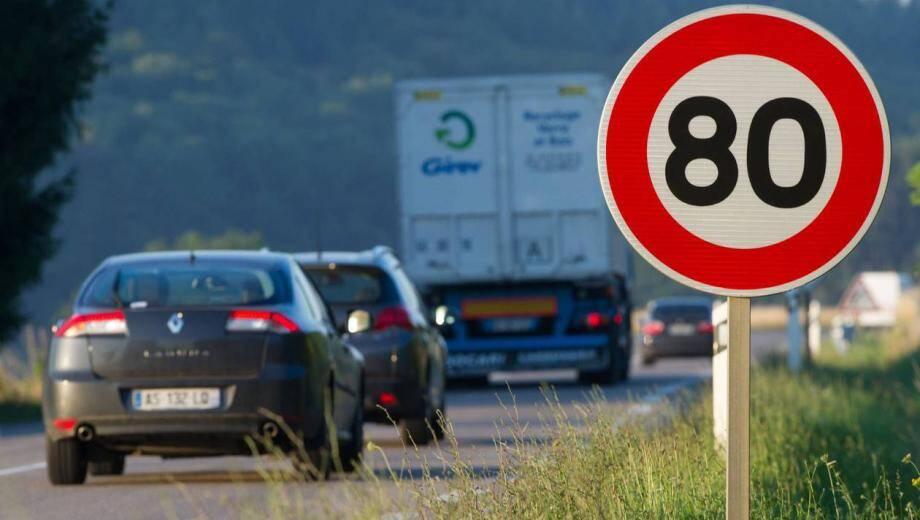 La limitation à 80 km/h continue de susciter de nombreux débats.