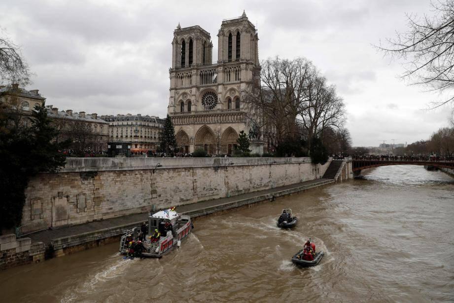 Le drame s'est déroulé le 5 janvier dernier dans la Seine.