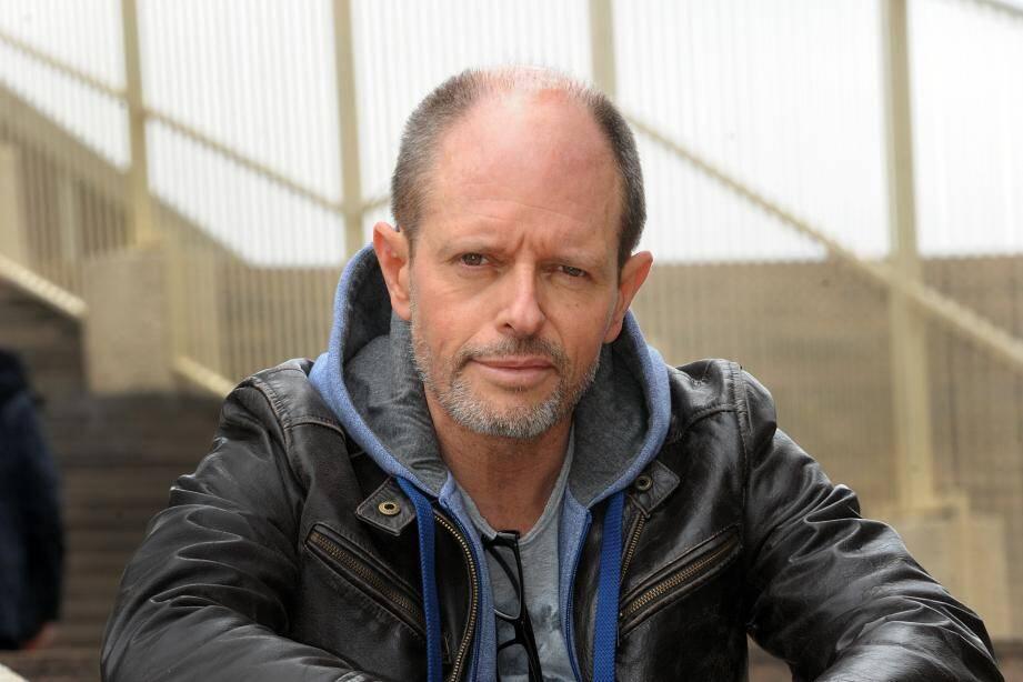 Bernard Minier est l'invité d'honneur du festival du polar de Saint-Laurent du Var.