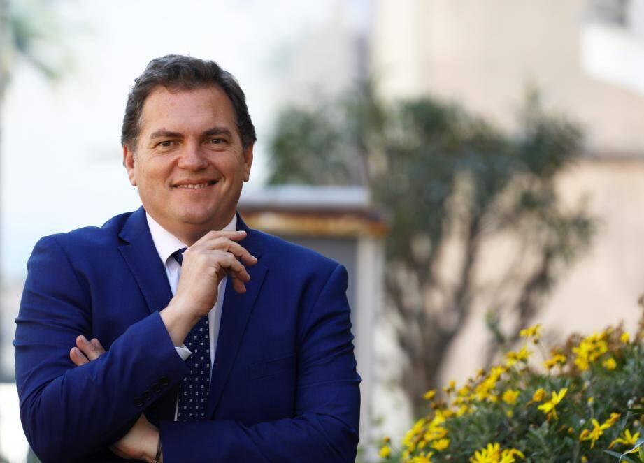 Philippe Tabarot est aujourd'hui conseiller régional LR.