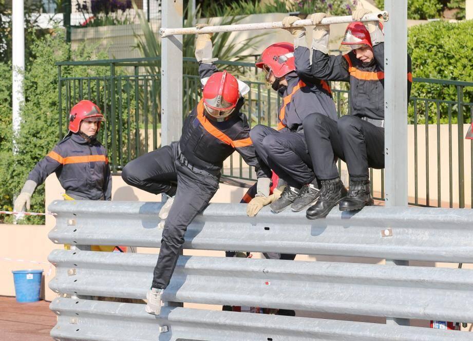 Les futurs commissaires de piste du Castellet devront s'entraîner avant le jour J.