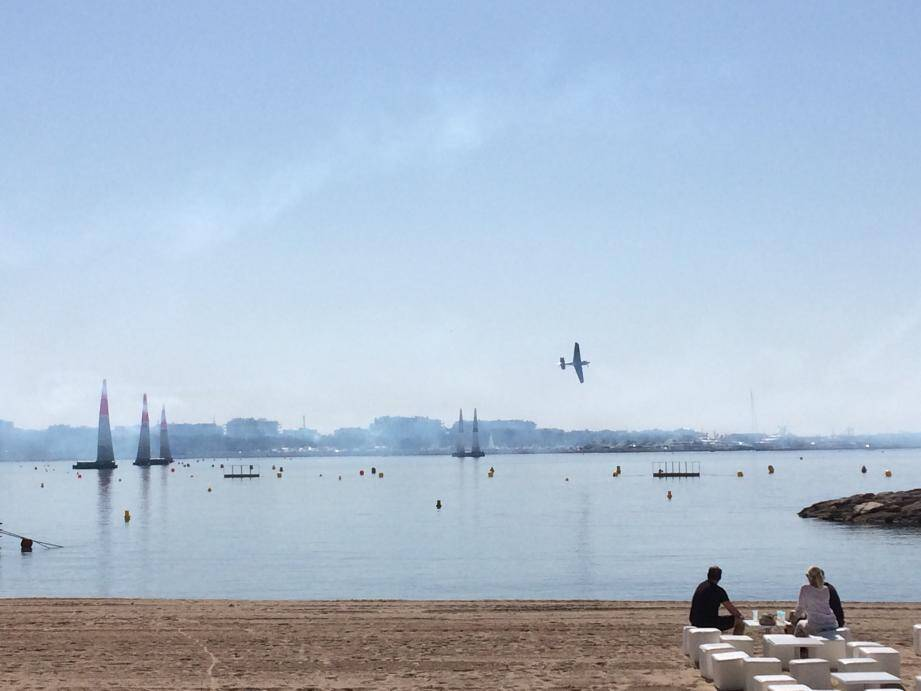 Red Bull Air Race Cannes