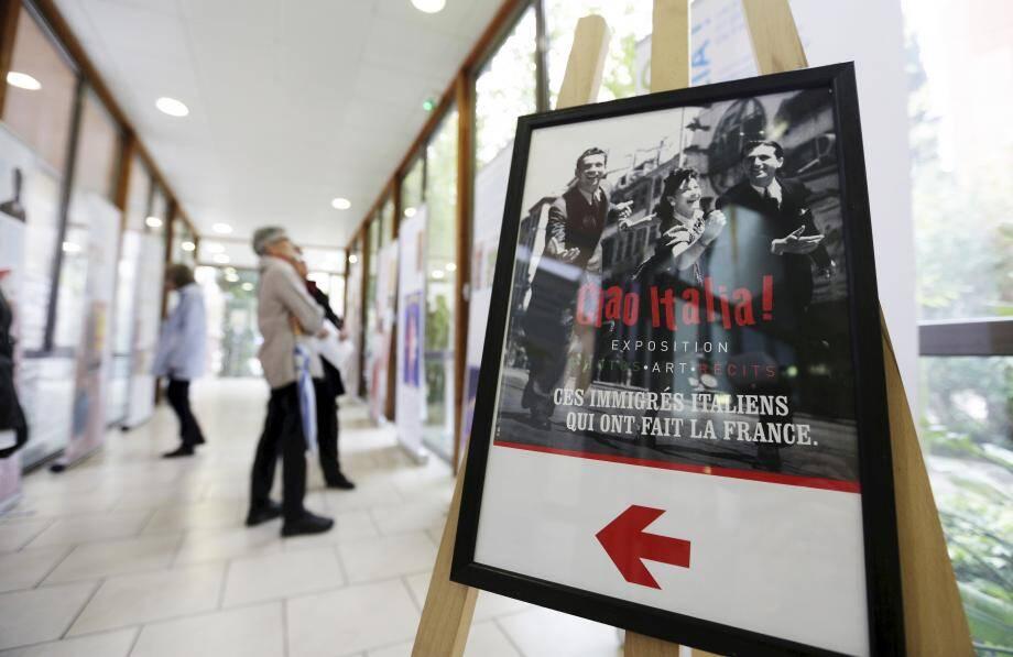 La ville de Draguignan accueille, du 4 au 20 avril, l'exposition Ciao Italia !