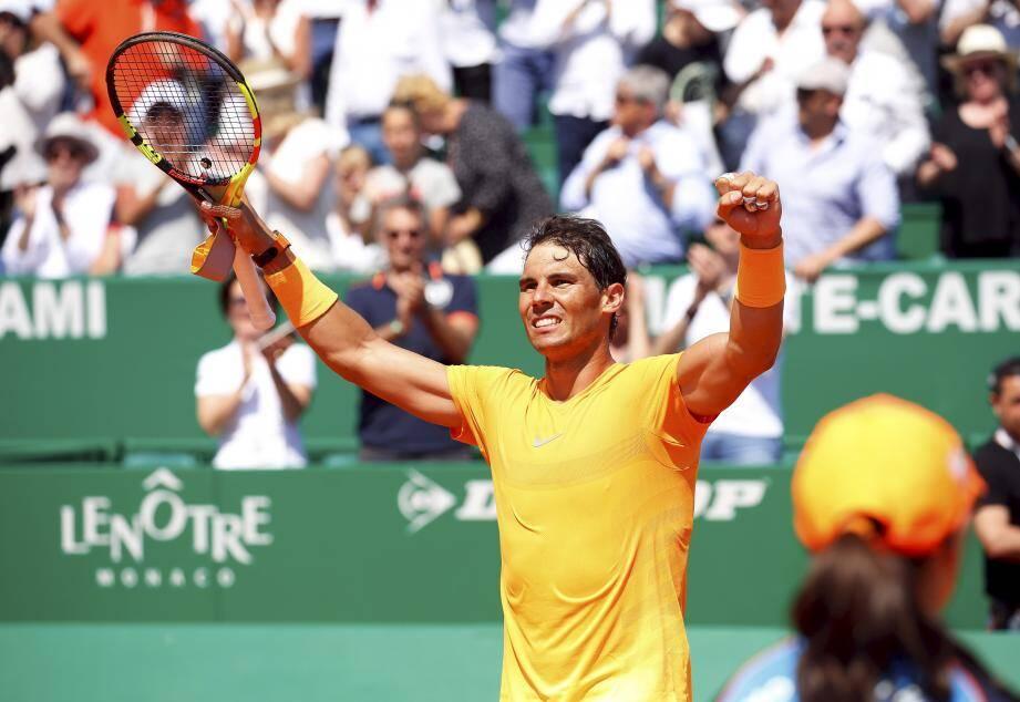 Rafael Nadal jouera pour un onzième titre à Monte-Carlo