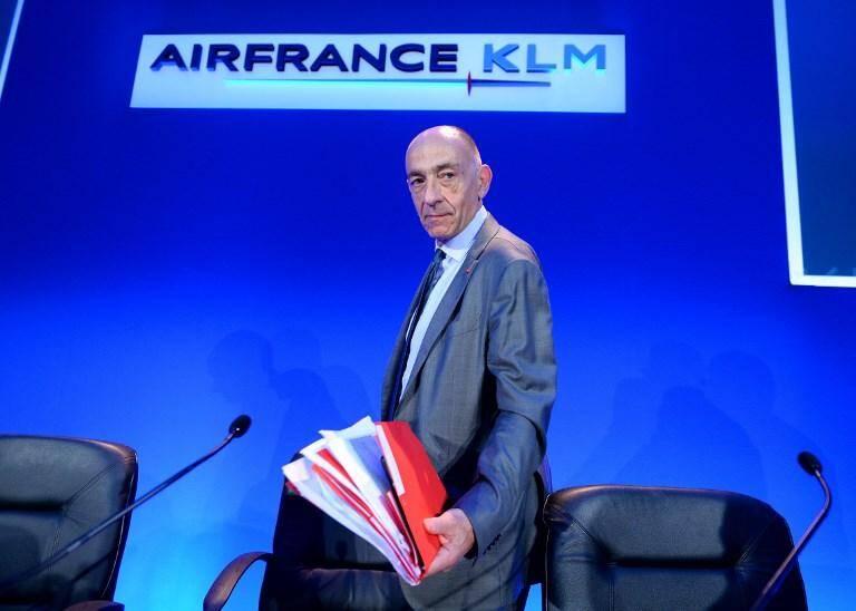 Le PDG d'Air France-KLM Jean-Marc Janaillac a annoncé vendredi sa démission.
