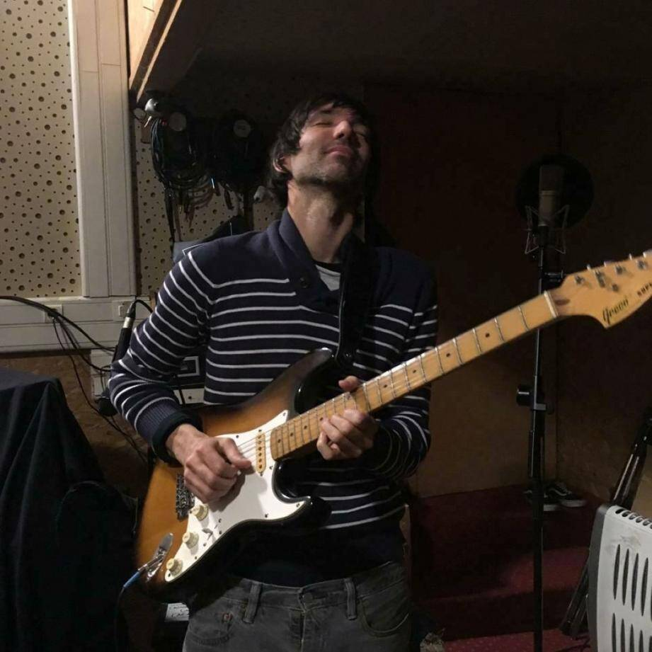 Yann Clary et sa musique bidouillée.