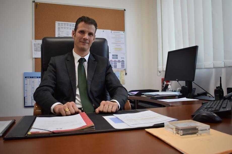 Xavier Villeroy a passé les quatre dernières années à la tête du centre pénitentiaire de Saint-Etienne.