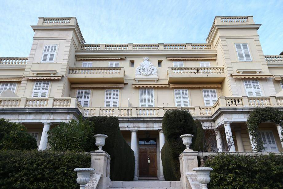 La villa Eléonore-Louise, avenue Picaud