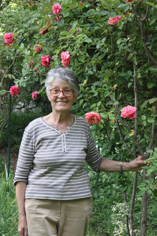 Lysiane fait visiter son jardin d'avril à juin et de septembre à octobre.