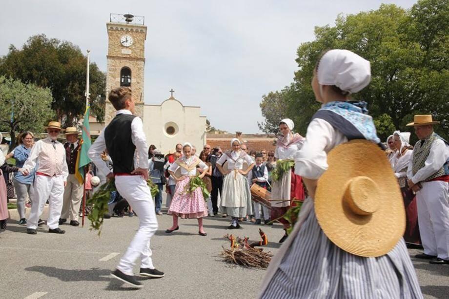La Saint-Pons, la fête provençale par excellence, se déroulera du 10 au 14 mai dans le quartier de Capitou.(DR)