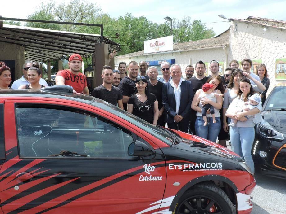 Un club de passionnés qui va vite grandir, tant les amateurs de sports automobiles sont nombreux dans le Pays de Fayence.