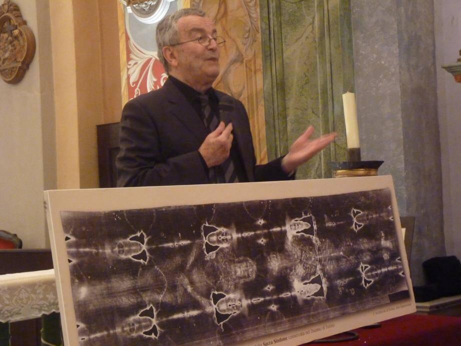 Demain, les révélations du Dr Gaston Ciais concernant le Saint-Suaire, devraient passionner les foules, croyantes ou sceptiques.