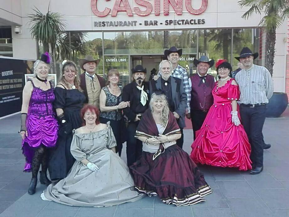 Hier, l'association APCM Paca, qui promeut la musique country a soufflé sa 20e bougie lors d'un gala organisé au casino cagnois.