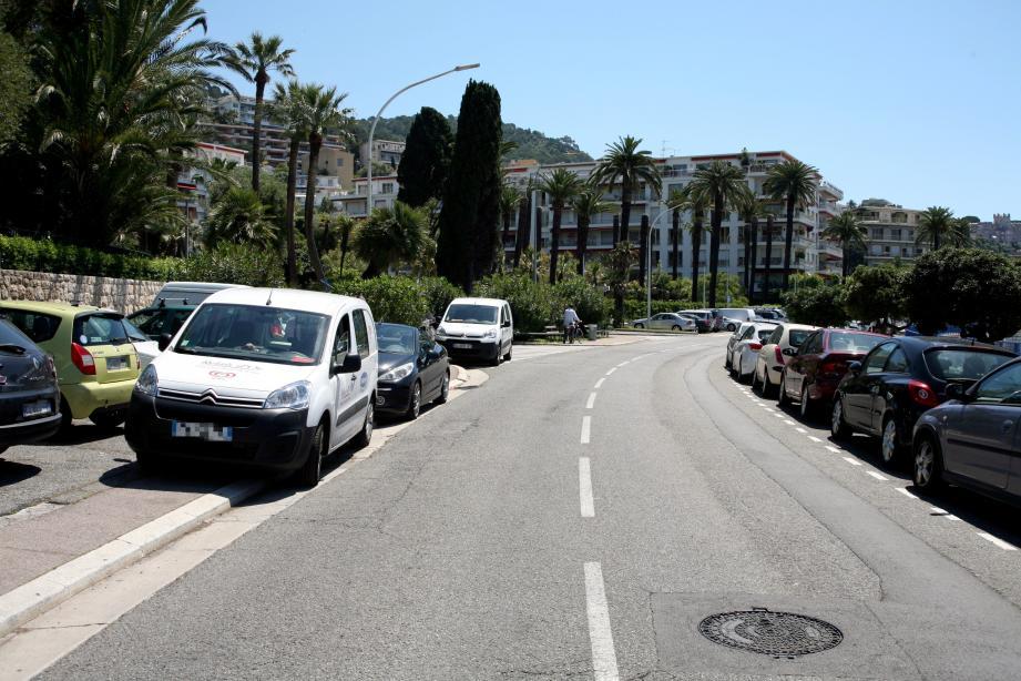 C'en est fini de la gratuité sur le boulevard Franck-Pilatte au port, qui serait trop attractif pour des véhicules ventouses.