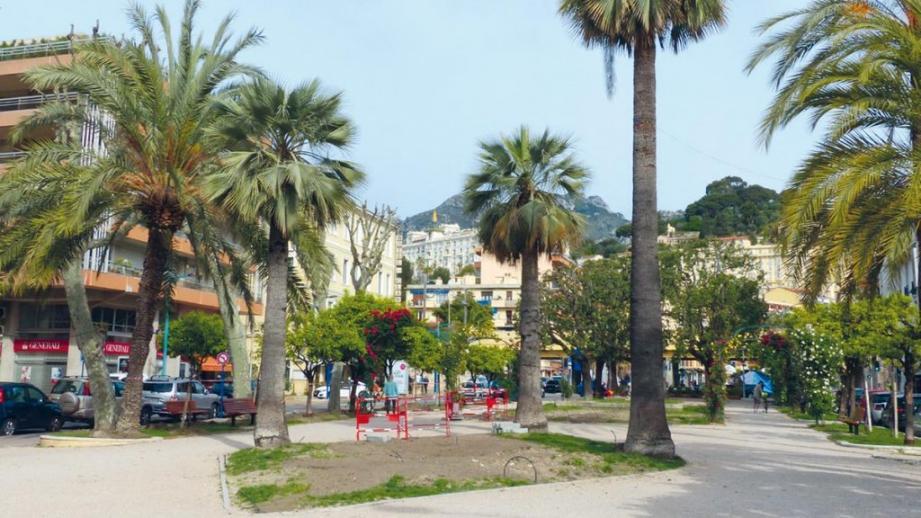 Les jardins Biovès retrouveront leur lustre avant l'été.