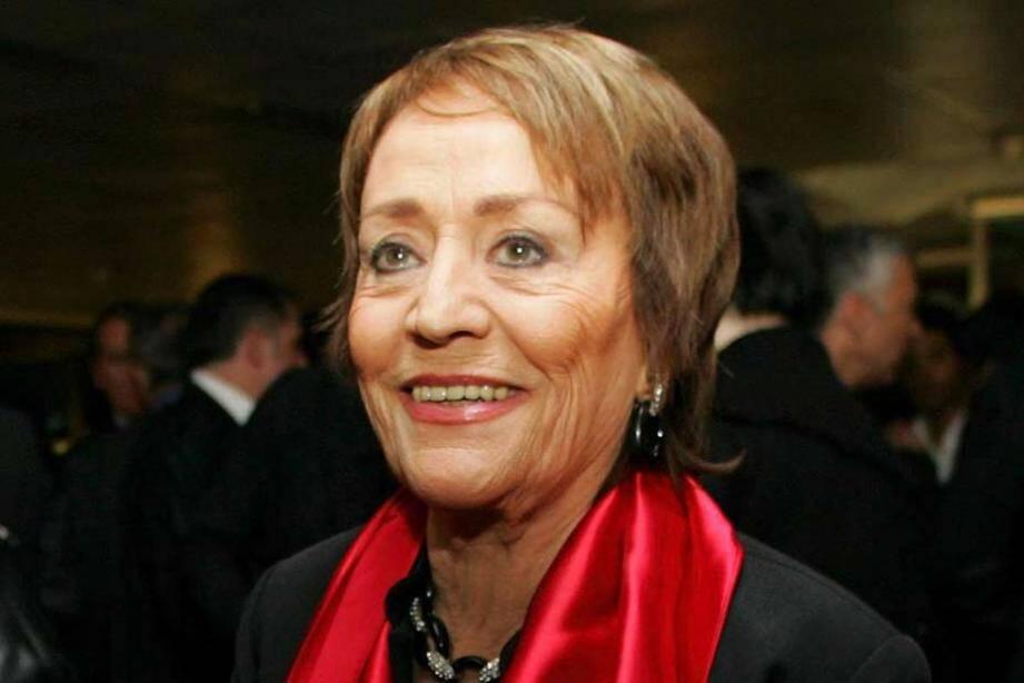 Annie Girardot.